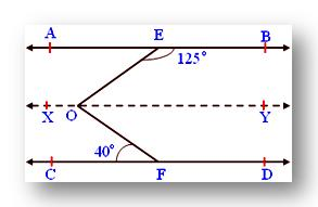 parallel and transversal lines