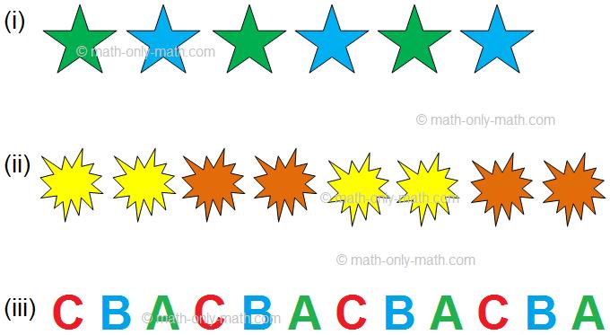 3rd Grade Math Patterns