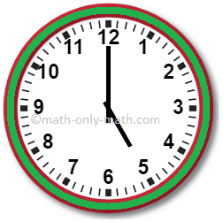 5 O'clock in the Morning