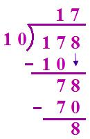 Number is Divided by 10