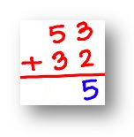 Add Two Two-Digit Number Math