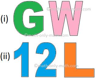 Alphabet Pattern Answer
