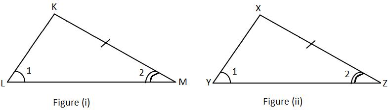 Angle-Angle-Side Congruency