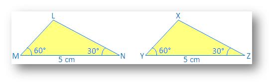 Angle Side Angle Congruence