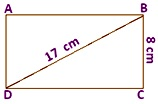 Area of the Rectangle