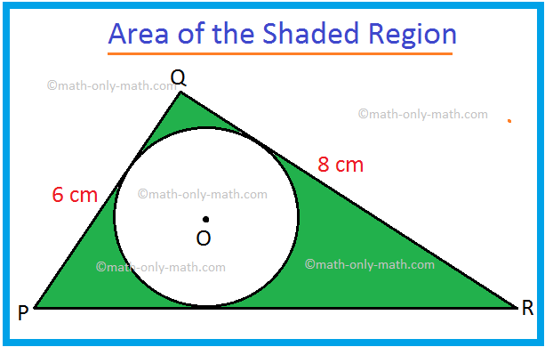 Area of the Shaded Region