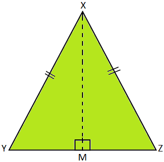 Bisector of an Isosceles Triangle