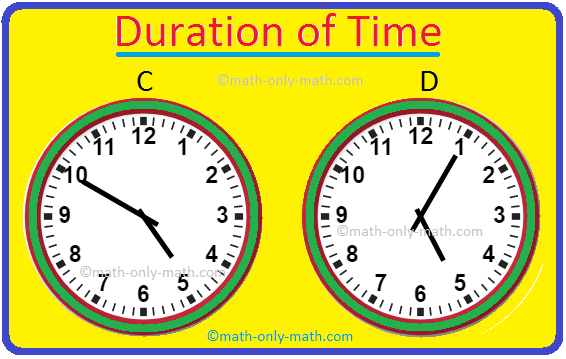 Calculate Time Duration