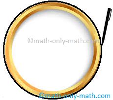 Circle using a Bangle