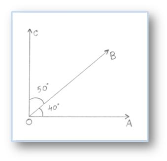 Pairs of Angles | Complementary Angles | Supplementary Angles ...