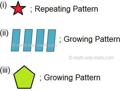 Complete the Pattern Answer