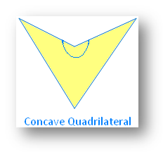 Concave Quadrilateral