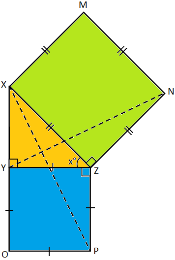 Congruency of Triangles Problem