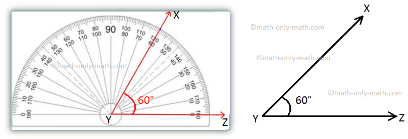 Construction of 60 Degree Angle