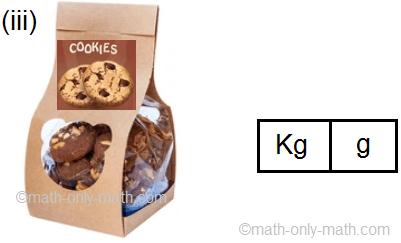 Cookies Weight