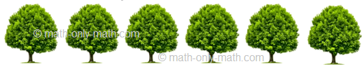 Count Number Six - Trees