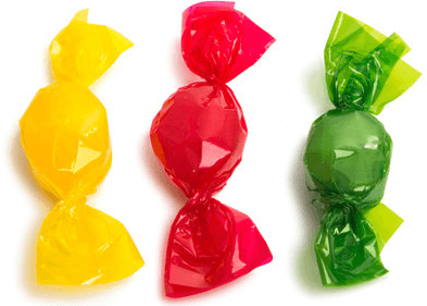 Count Number Three - Candies