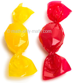 Count Number Two - Candies