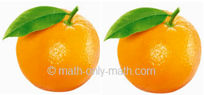 Count Number Two - Oranges