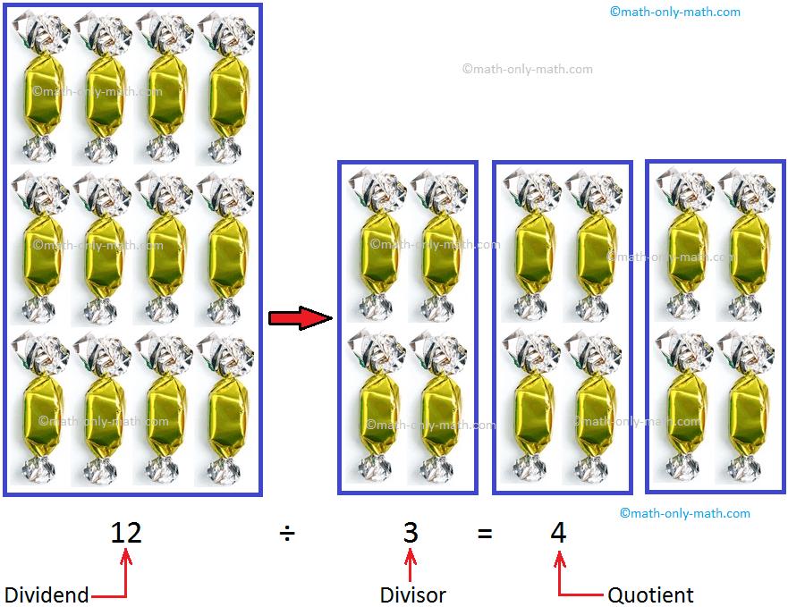 Divide 12 Candies