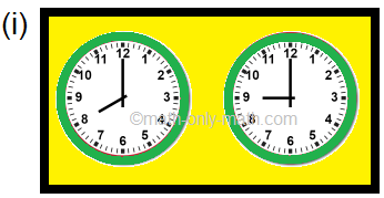 Draw Clock Ans