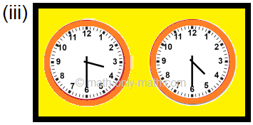 Draw Clock Hands Image Ans