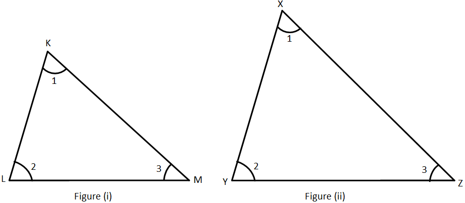 Equiangular Triangles