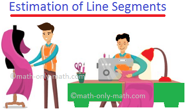 Estimation of Line Segments