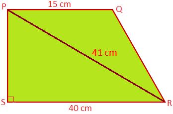 Find the Area of a Trapezium