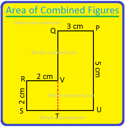 Area of Combined Figures