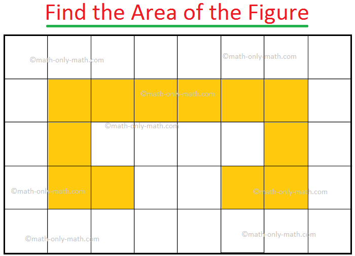Find the Area of the Figure