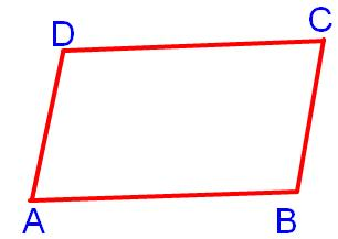 missing angles in a parallelogram