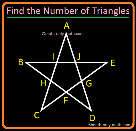 Find the Number of Triangles