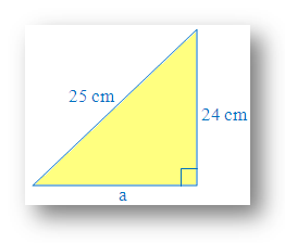 Formula of Pythagorean Theorem