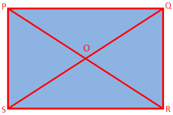 Geometrical Properties of a Rectangle