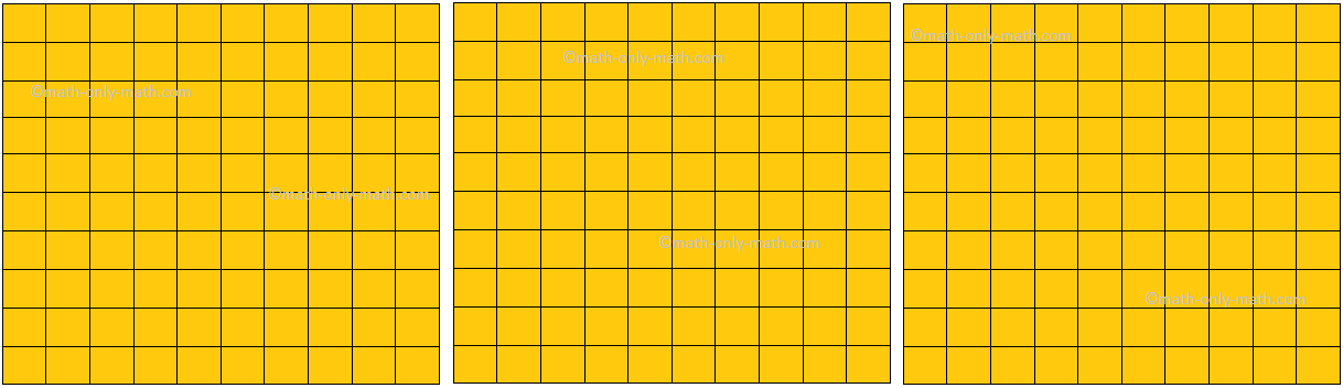 Grids and Area