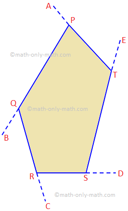 Interior and Exterior Angles of a Polygon Image