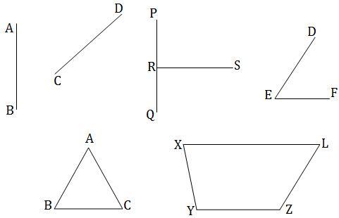 Many Line Segments