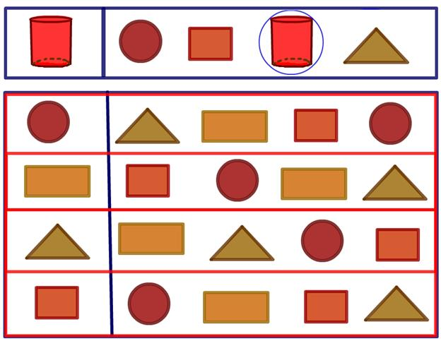 Matching Geometric Shapes