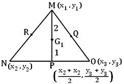 Medians of a triangle are concurrent