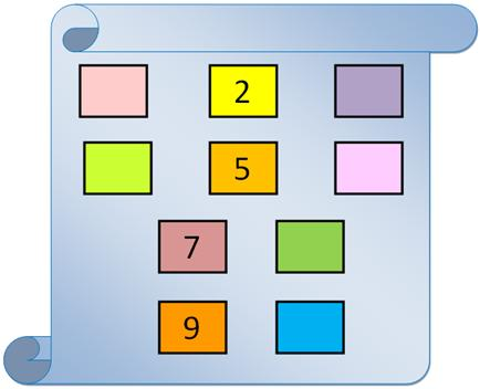 Missing Numbers Up To 10 Printable Worksheets On Missing Numbers