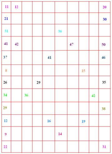 Clover S Chart Missing Numbers additionally July Worksheet Vowels together with Missing Numerals as well Original moreover Count By Twos Worksheet To Print. on missing numbers math worksheets