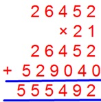 Multiplying Decimals Example