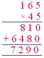 Multiply 3-digit by 2-digit Numbers