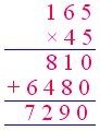 Multiply 3-digit by 2-digit Numbers