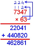 Multiplying Decimal by a Decimal Number