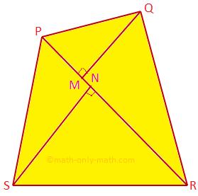 Perimeter and Area of Quadrilateral