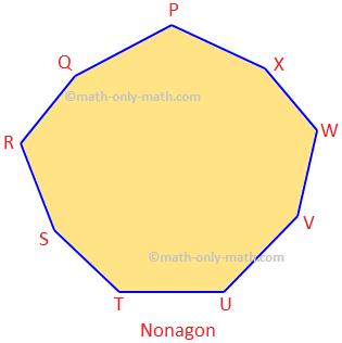 Polygon Nonagon