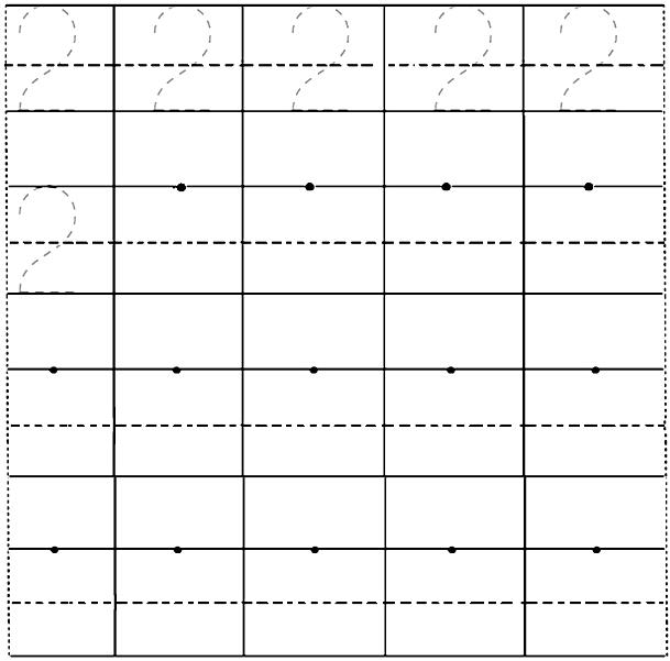 Worksheet on Number 2 Free Printable Worksheet on Number 2