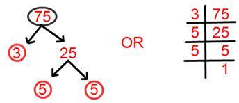 Tree Factorisation Method